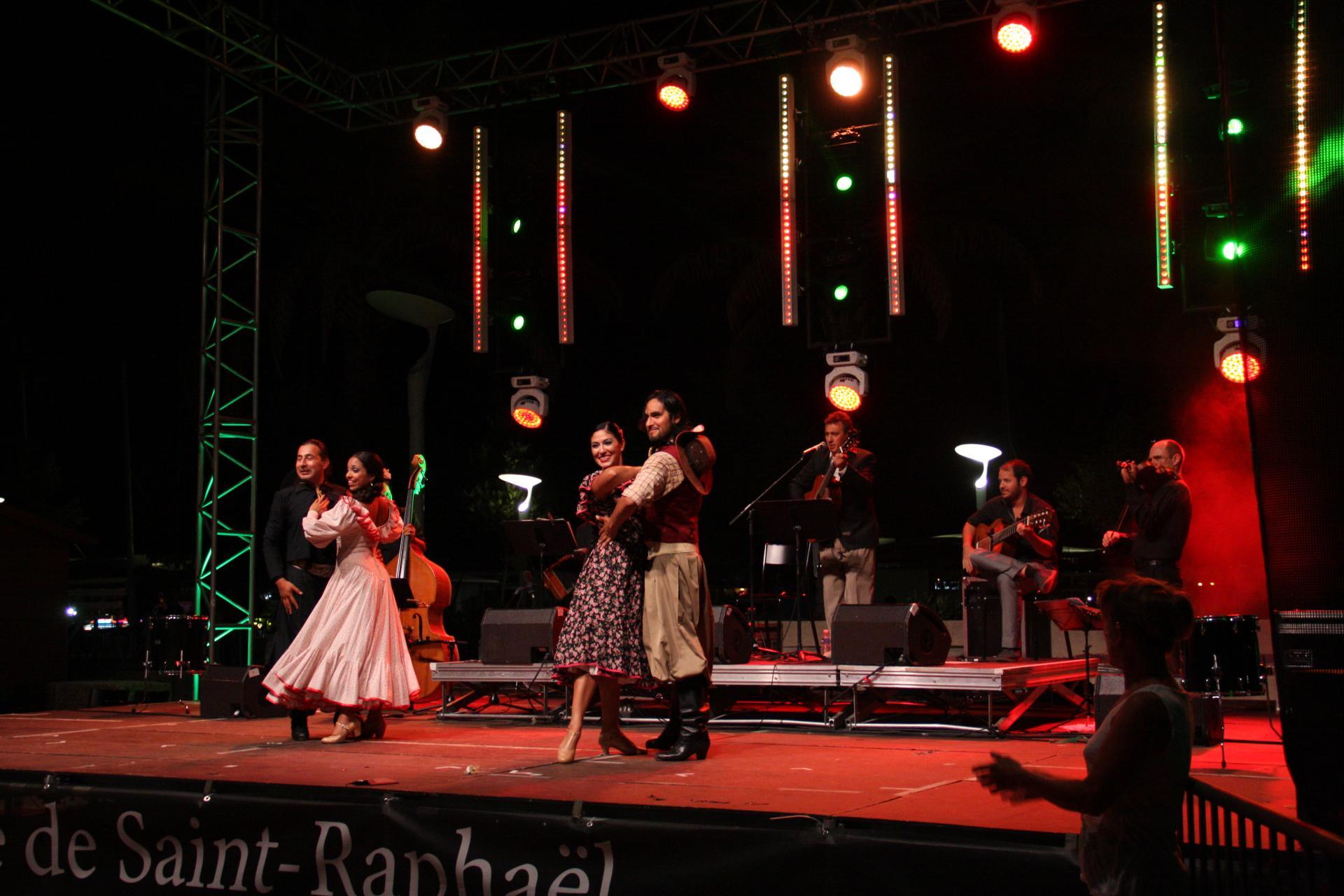 7e festival Saint Raphael